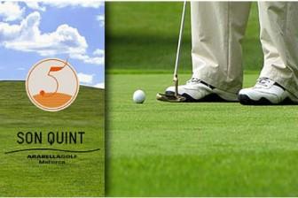 Arabella golf Son Quint  Click for web of the club